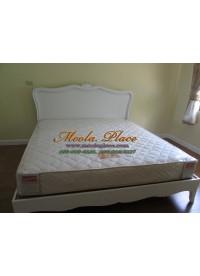 เตียงนอนสไตล์วินเทจ ขนาด 6 ฟุต