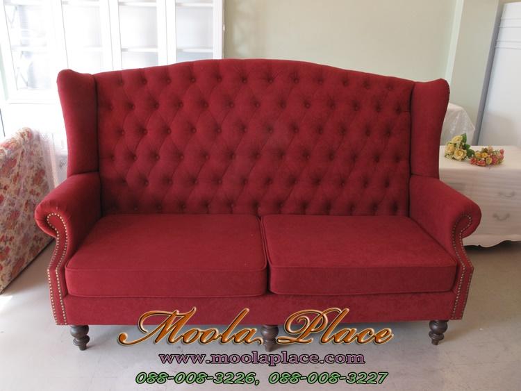 โซฟา wing chair vintage sofa หาโซฟาแต่งร้านเก๋ๆ