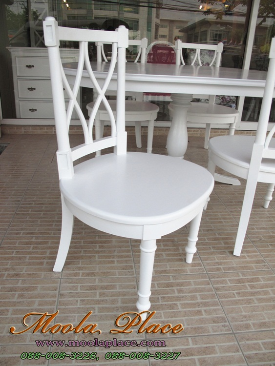 โต๊ะรับประทานอาหารวินเทจ อยากได้โต๊ะอาหาร เก้าอี้วินเทจ