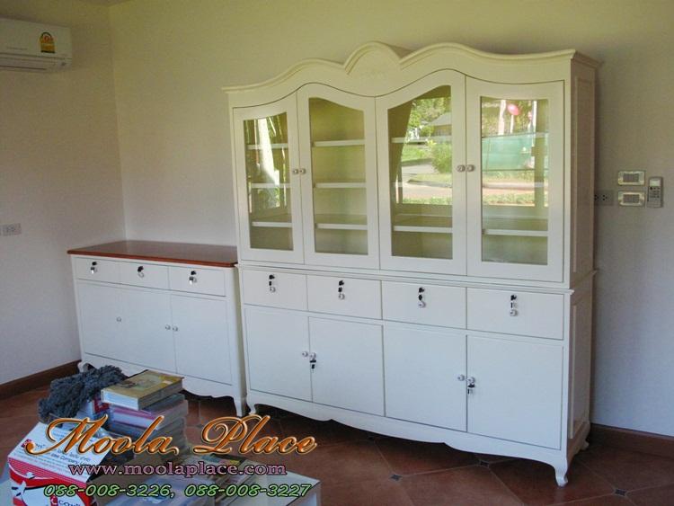 ตู้โชว์วินเทจ display_cabinet